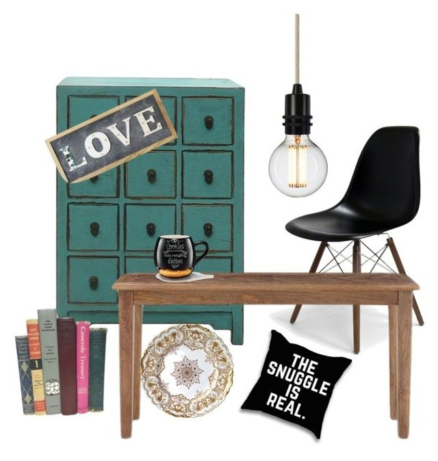 """Loft style"" by kasia-kordziak on Polyvore featuring interior, interiors, interior design, dom, home decor, interior decorating, Parlane, Home Decorators Collection, Avon i Coalport"