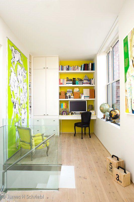 Die besten 25+ türkise Heimbüro Farbe Ideen auf Pinterest - farbpsychologie leuchtende farben interieur design