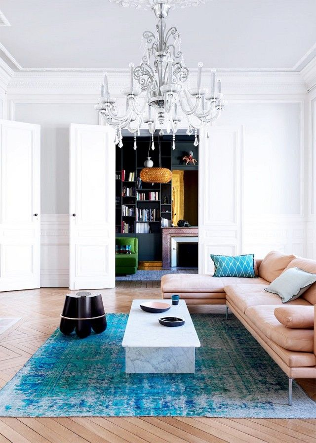 Inside a Modern 19th-Century Apartment in Bordeaux | MyDomaine
