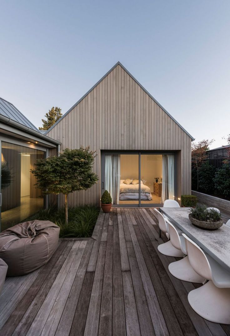 Christchurch House / Case Ornsby Design - Fragments of architecture