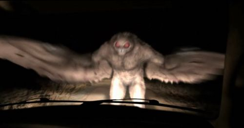"The Mothman: a legendary creature reportedly seen in the Point Pleasant area of West Virginia: 15 November 1966 to 15 December 1967. The first newspaper report was published in the Point Pleasant Register- 16 November 1966: ""Couples See Man-Sized Bird...Creature...Something"".  Mothman was introduced to public by Gray Barker in 1970, popularized by John Keel in1975's The Mothman Prophecies, claiming that Mothman was related to supernatural events in the area and the collapse of the Silver…"