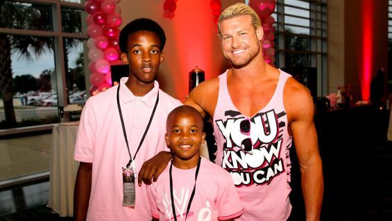 #WWE hosts a reception for Susan G. Komen honorees: photos | WWE Community