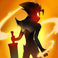 Stickman Legends Ninja Warriors Shadow War 1.4.1 MOD APK  action games