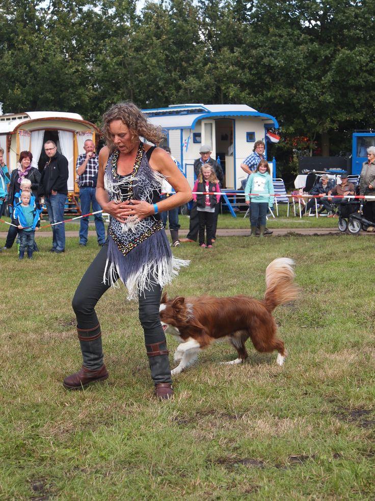 Dansen met de Hond.