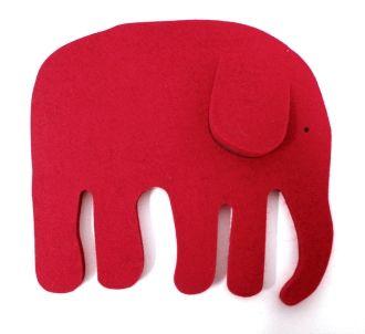 Finlayson norsu pannunalunen söpö
