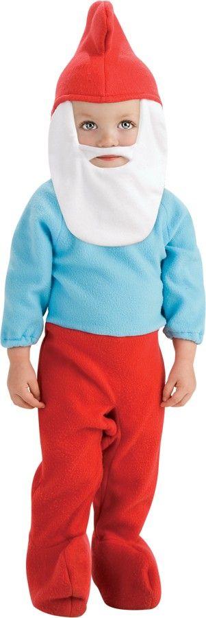 Papa Smurf Infant Costume