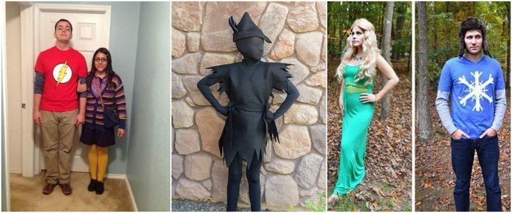 25 Last Minute DIY Halloween Costume Ideas | Upcycled Treasures ^