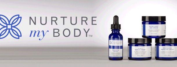 Product Review: Nurture My Body's Eye Cream