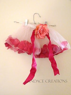 tutu: Candace Creations, Baby Girls, Tutu Tutorials, Petals Tutu, Nod Knock, Land Of Nod, Rose Petals, Knock Off, Baby Stuff