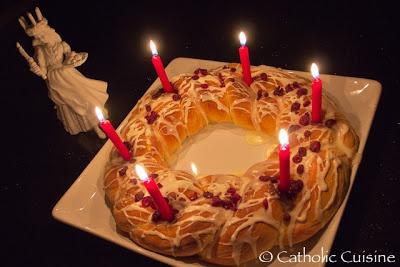 Catholic Cuisine: The 2012 Santa Lucia Day Link-Up