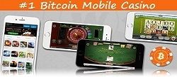 #1 bitcoin mobile casino