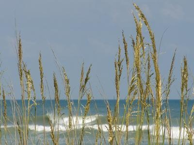 Sun, sand and waves crashing - always soothing