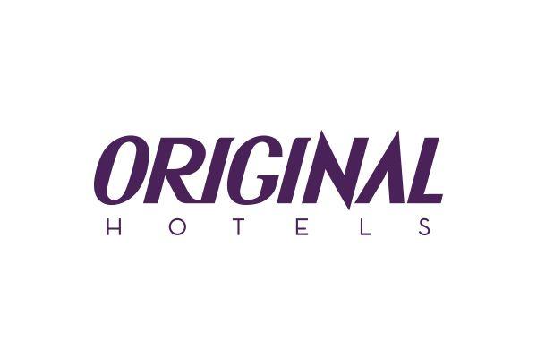 Логотип для группы компаний Original Hotels.