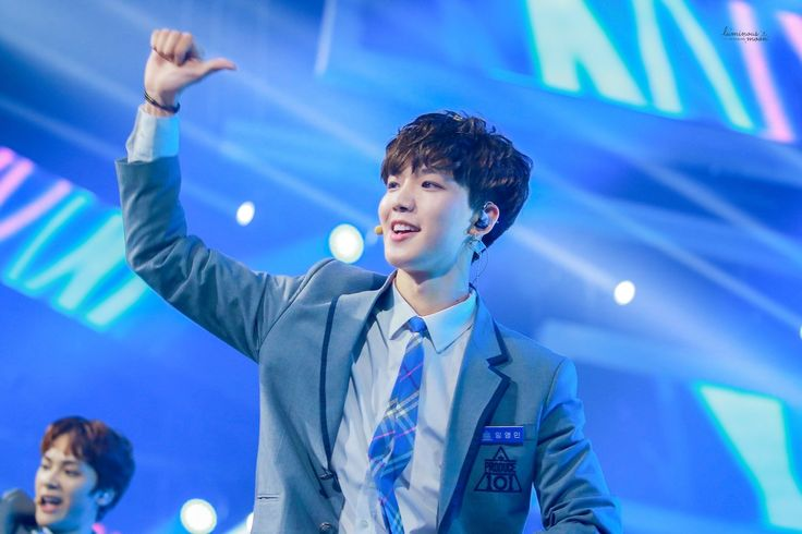 Im Youngmin @Brand new music #PRODUCE101ss2