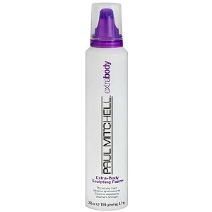 Paul Mitchell Products | Extra Body Mousse #volume #hair #hairsyles #big #style #pmtsboise #paul #mitchell #schools