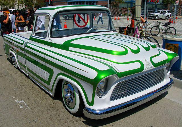 Custom Paint Lowrider: 89 Best Lowrider Cars & Trucks Images On Pinterest