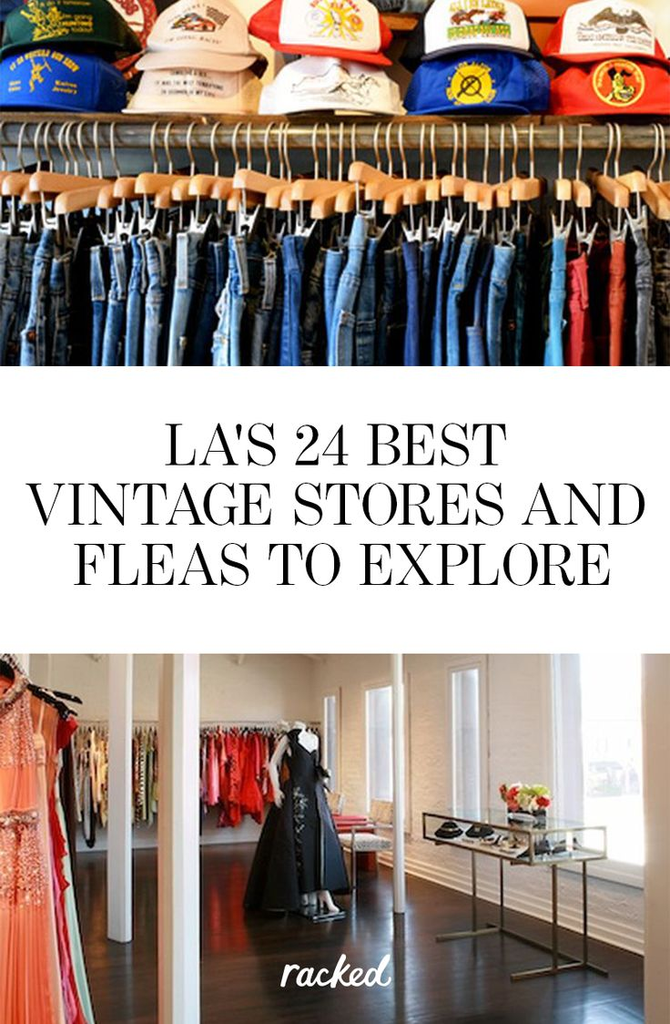 LAu0027s Best Vintage Stores And Flea Markets