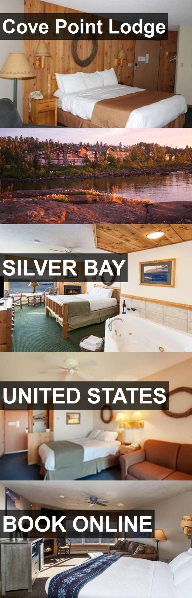 Hotel Cove Point Lodge in Silver Bay, United States. For more information, photos, reviews and best prices please follow the link. #UnitedStates #SilverBay #CovePointLodge #hotel #travel #vacation