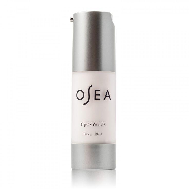 Osea Malibu Eye & Lip lotion works wonders for keeping wrinkles away! #LOVE