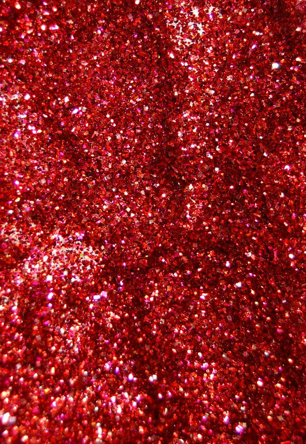 red glitter - so pretty #DuneBlingspiration