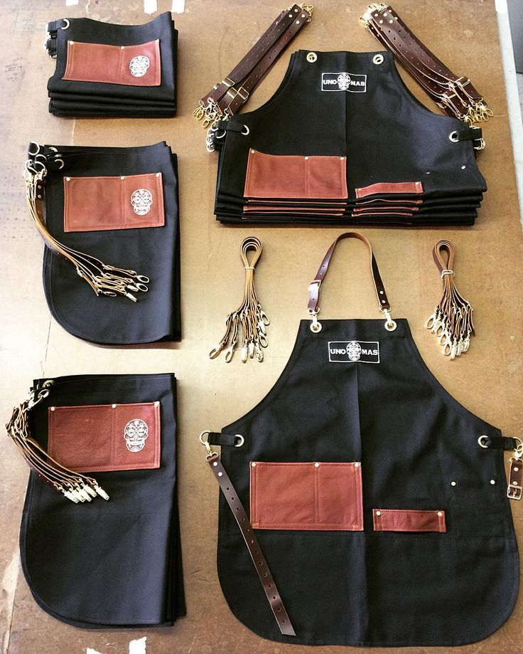 Custom Bartender, chef and server aprons by Search & Rescue Denim Co. www.searchandrescuedenim.com
