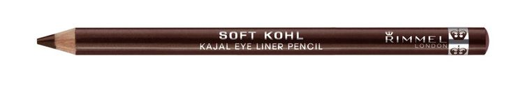 Rimmel Soft Kohl Kajal Eye Liner Pencil, Sable Brown, 1 ea. Blendable & long wearing. Soft pencil for smokey eye looks. Get the lined look you want. Creates fine, straight lines. Easy to smudge for a smokey look.