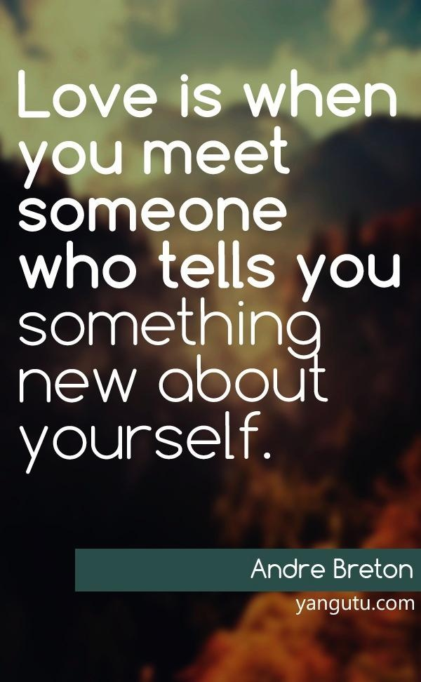 how to learn something new about yourself