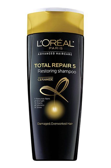 Loreal Paris Total Repair 5 Shampoo & Conditioner are my holy grail shampoo and conditioner!
