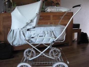 Nostalgische Hauck kinderwagen te koop