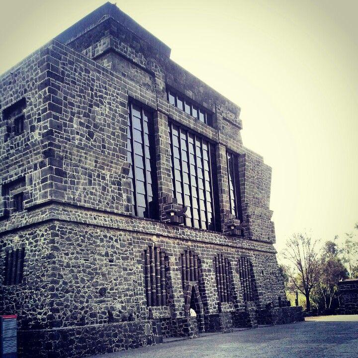 Museo Diego Rivera-Anahuacalli en Coyoacán, Distrito Federal