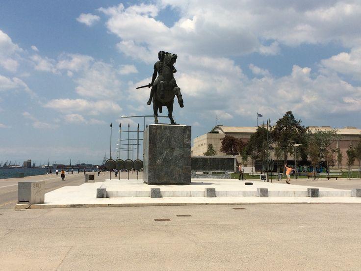 Thessaloniki, Alexander The Great