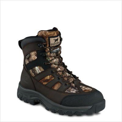 "Kids' Irish Setter 6"" Kit Fox 200 gram Thinsulate Ultra Insulation Boots REALTREE AP 1"