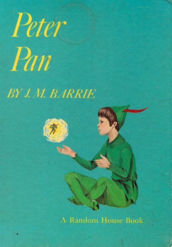 peter pan jm barrie book summary