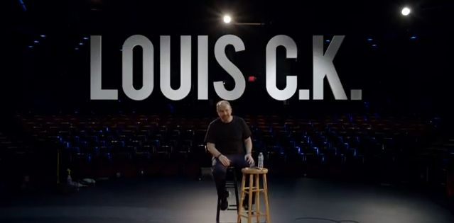 Watch the trailer for 'Oh My God', Louis CK's new stand-up special on HBO.