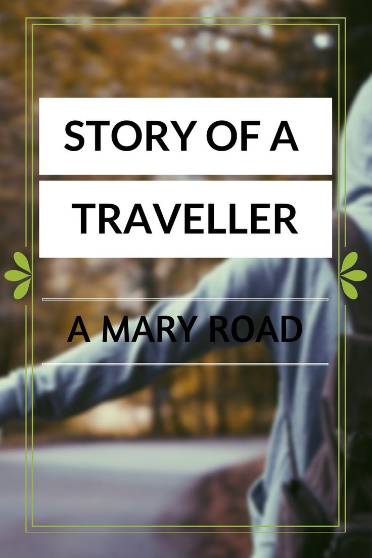 Story of a traveller