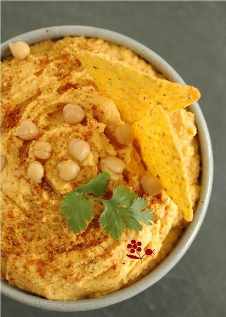 houmous patate douce