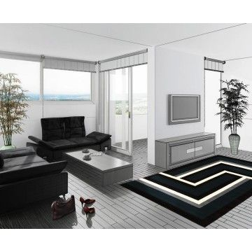 Alfombra Moderna Zig Zag #Ambar #Muebles #Deco # ...