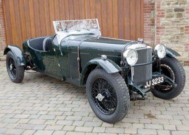 1930s Alvis Speed 20SA