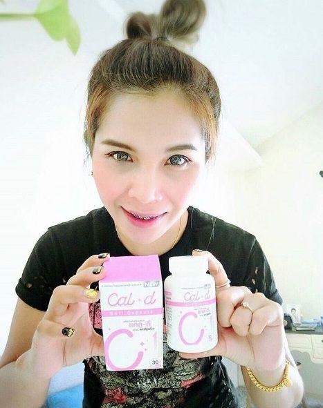 suplemen peninggi badan cal-d thailand