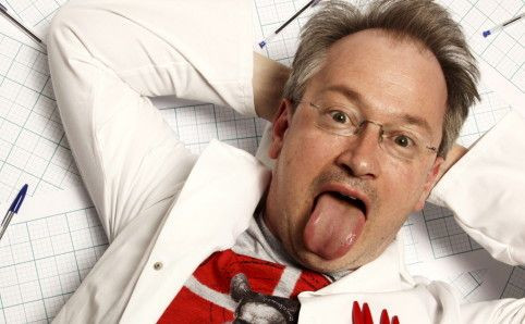 It's not often you get an intelligent stand up that is a man of science, culture and literature. Robin Ince is that man. His 'Utter Shambles' podcast and 'Infinite Monkey Cage' show on Radio 4 are superb.
