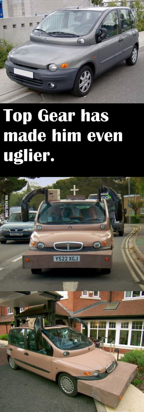 U Know The Ugly Fiat (multipla)