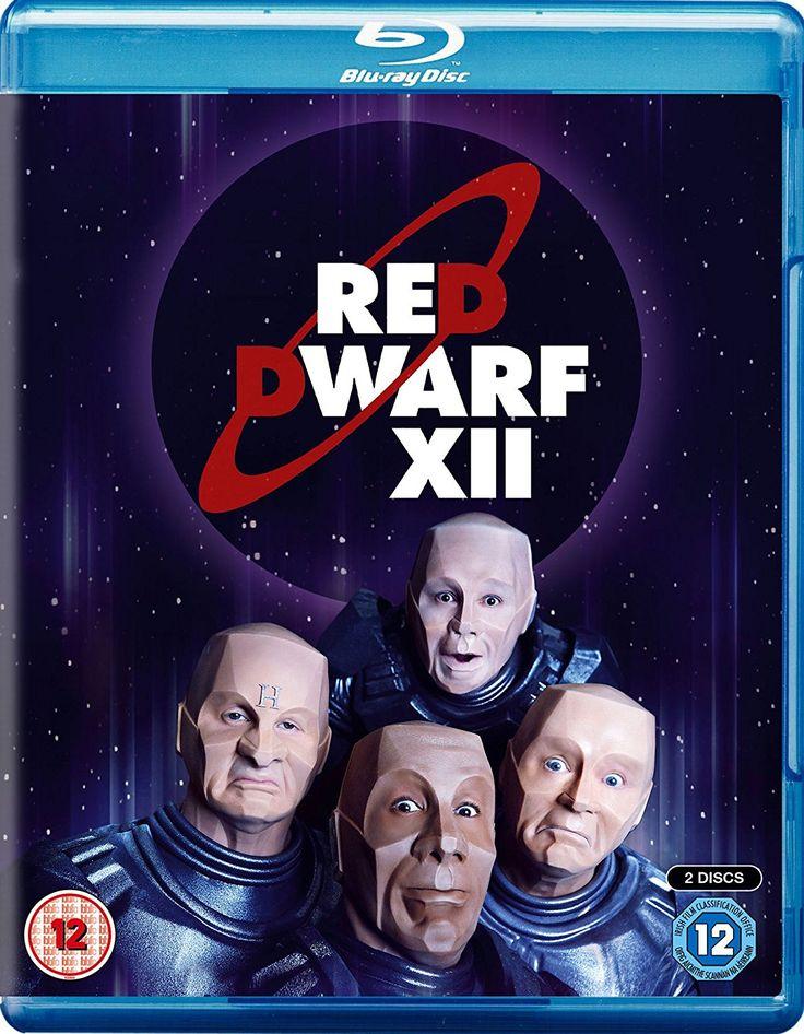 Red Dwarf (Sci-fi Comedy) Starring Chris Barrie, Craig Charles, Danny John-Jules & Robert Llewellyn #tvshow