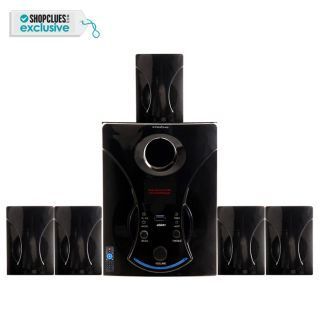 SHOPCLUES -KRISONS 5.1 BLUETOOTH MULTIMEDIA HOME THEATER WITH FM AND AUX OF 3999 AT JUST 1849 RS ONLY ~ Trickloot -Tricks,Loot Offers,Free Recharge ,Refer Earn Apps, coupon , hacking, script, freebie.