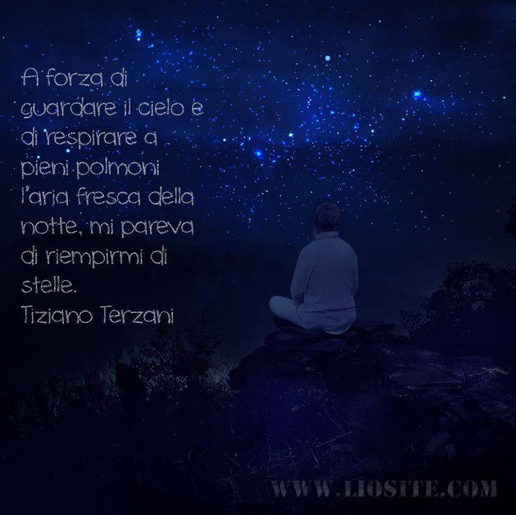 Tiziano Terzani - A forza di guardare..