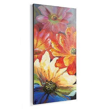 Full Bloom Canvas Wall Art
