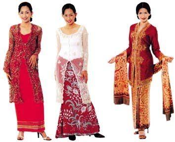 Fashion of Kebaya: What is Kebaya?
