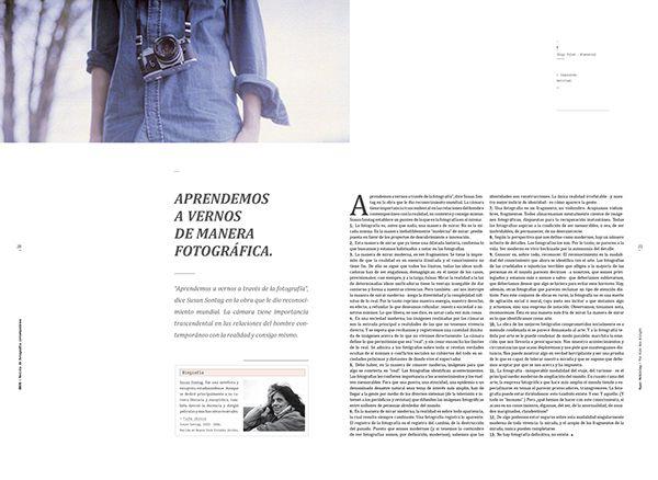 RAYO / Revista on Behance