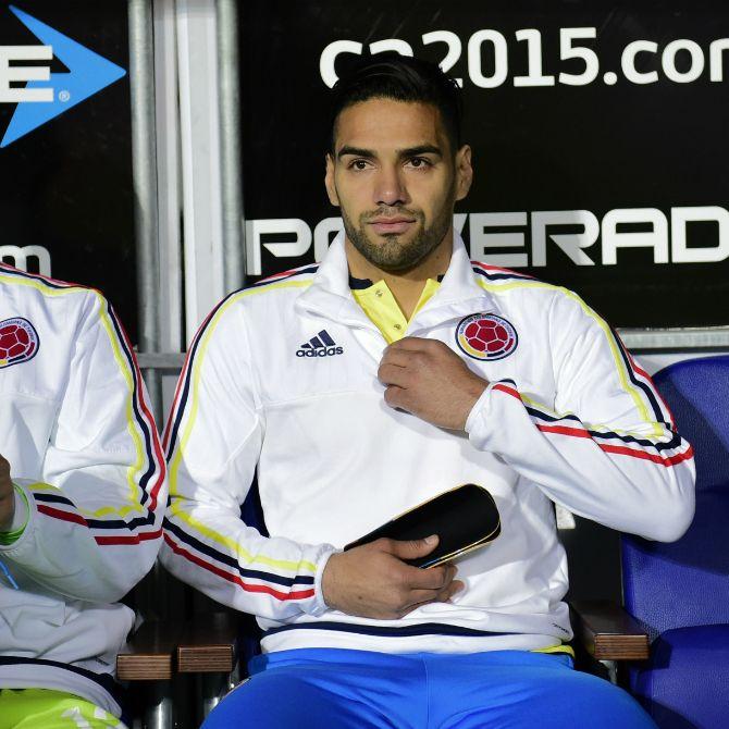 """Falcao: """"Me parece que tuvimos altibajos"""". #ColSelection #Falcao #CopaAmerica #Colombia"""