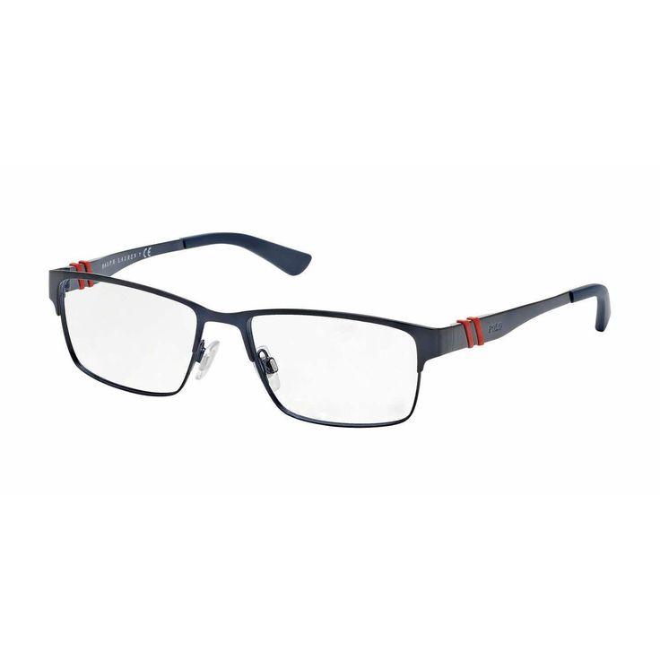 Polo Mens PH1147 9119 Rectangle Eyeglasses