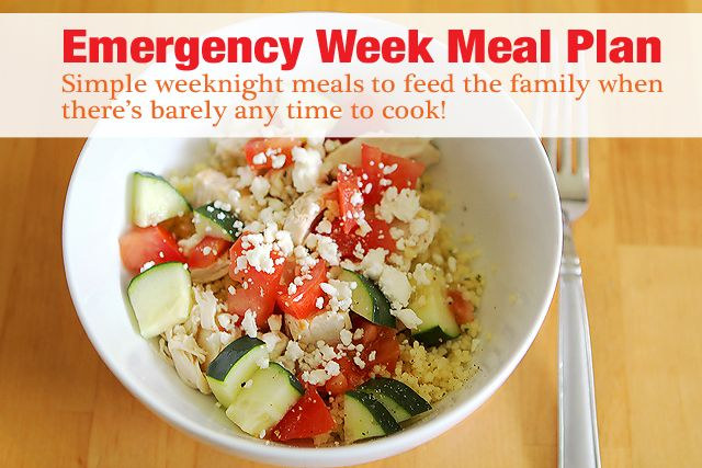 Modern Parents Messy Kids: POYEL - Meal Planning My life!Emergency Weeks, Emergency Go To, Go To Meals, Dinner Ideas, Easy Recipes, Easy Meals, Goto, Kids Meals Plans, Weeknight Meals